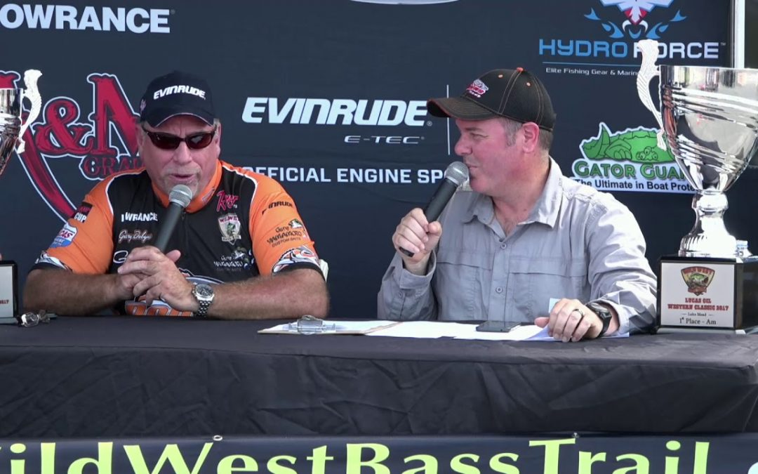 Day 2 – Lucas Oil Western Classic on Lake Mead